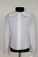 Шкільна блузка для дівчинки: 5698