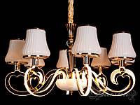 Классическая люстра со светящимися R-8312-8