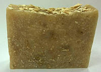 Натуральное мыло Овсянка