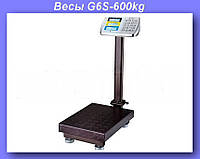 Весы электронные торговые BITEK 600кг с усиленной платформой 45х60см YZ-909-G6S-600kg