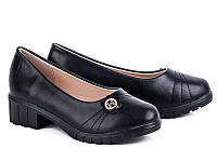 Модные туфли на тракторной подошве для девочек. Детская обувь оптом от фирмы Бабочка 805-123 (8 пар, 25-30)