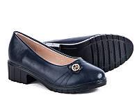 Модные туфли на тракторной подошве для девочек. Детская обувь оптом от фирмы Бабочка 805-124 (8 пар, 25-30)