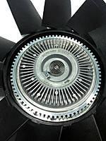 Вентилятор системы охлаждения (крыльчатка) Газель NEXT,Бизнес дв.Cummins ISF 2.8 с вязк. муфтой в сб.