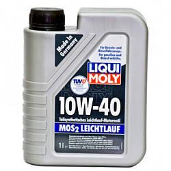 SAE 10W-40 MoS2 LEICHTLAUF 1L