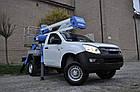 Автовишка Socage A314 pick-up, фото 2