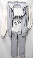 Подростковый костюм Nike тройка трикотаж
