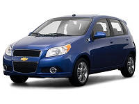 Защита картера двигателя и КПП Шевроле Авео 4 (2003-) Chevrolet Aveo 4
