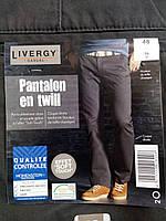 Брюки мужские классические casual Livergy размер 56 евро
