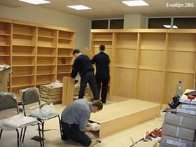 Разборка сборка мебели переезд в Киеве