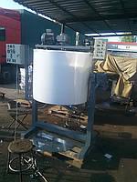 Котел варочный с мешалкой мзс-250, фото 1