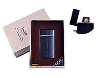 """USB зажигалка в подарочной упаковке """"TIGER"""" (Двухсторонняя спираль накаливания) №4789-2"""
