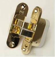 Дверные петли скрытые  Koblenz Kubica 6700  (SX левая) (DX правая) золото