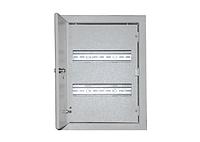 Электротехнический шкаф. Металлический монтажный корпус ЩРН-24 IP31 1мм