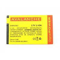 Акб Avalanche Premium LG KE600 1100 mAh