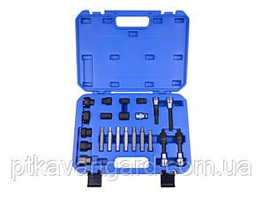 Набор для ремонта стартеров и генераторов 22 пр. King Tony 9DA022