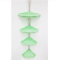 Полка в ванную Primanova (зеленая)