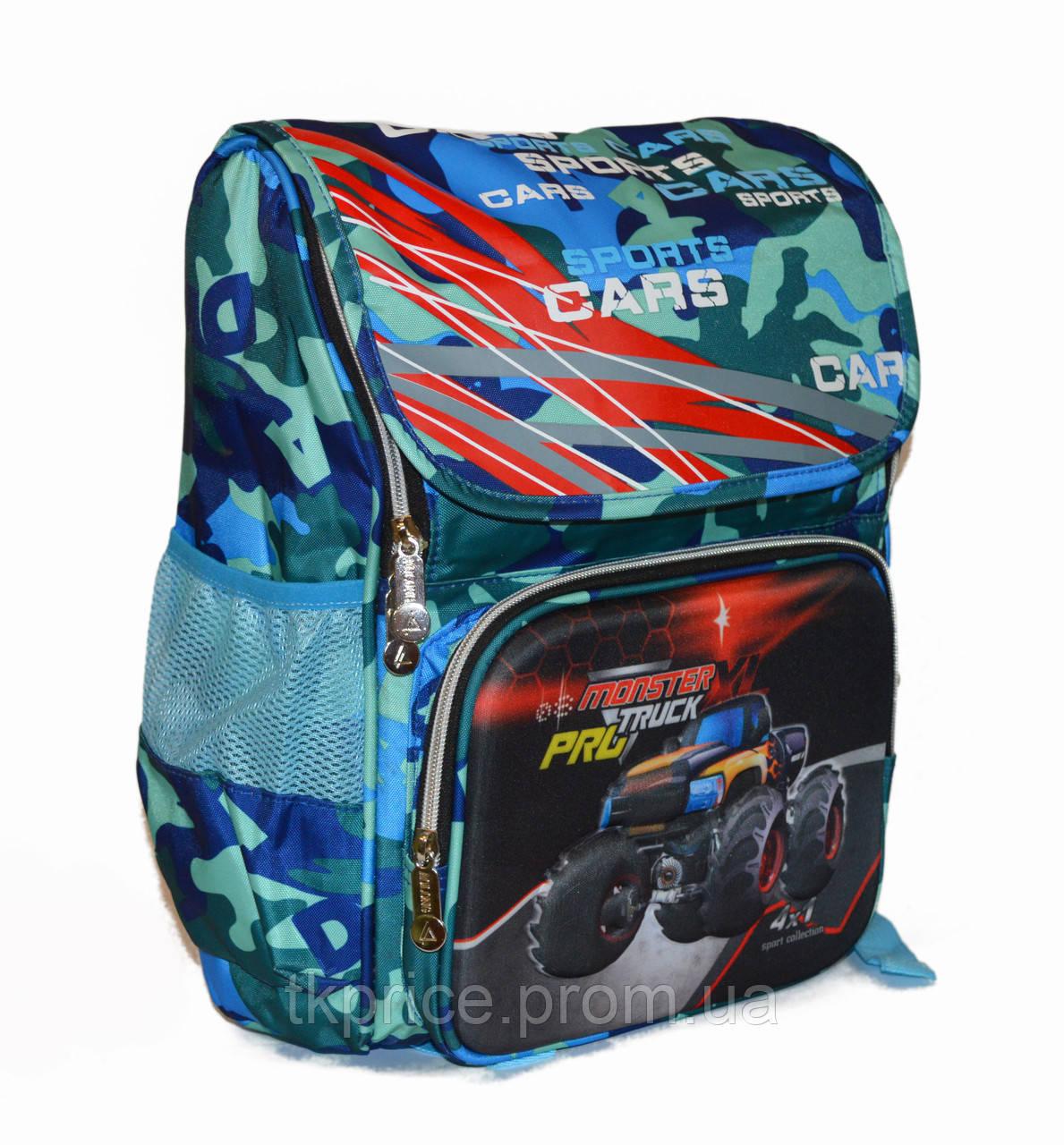 b49c9c526b7d Школьный Рюкзак для Мальчика с Ортопедической Спинкой — в Категории ...