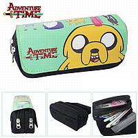 Пенал органайзер  Джейк JAKE Время приключений Adventure Time