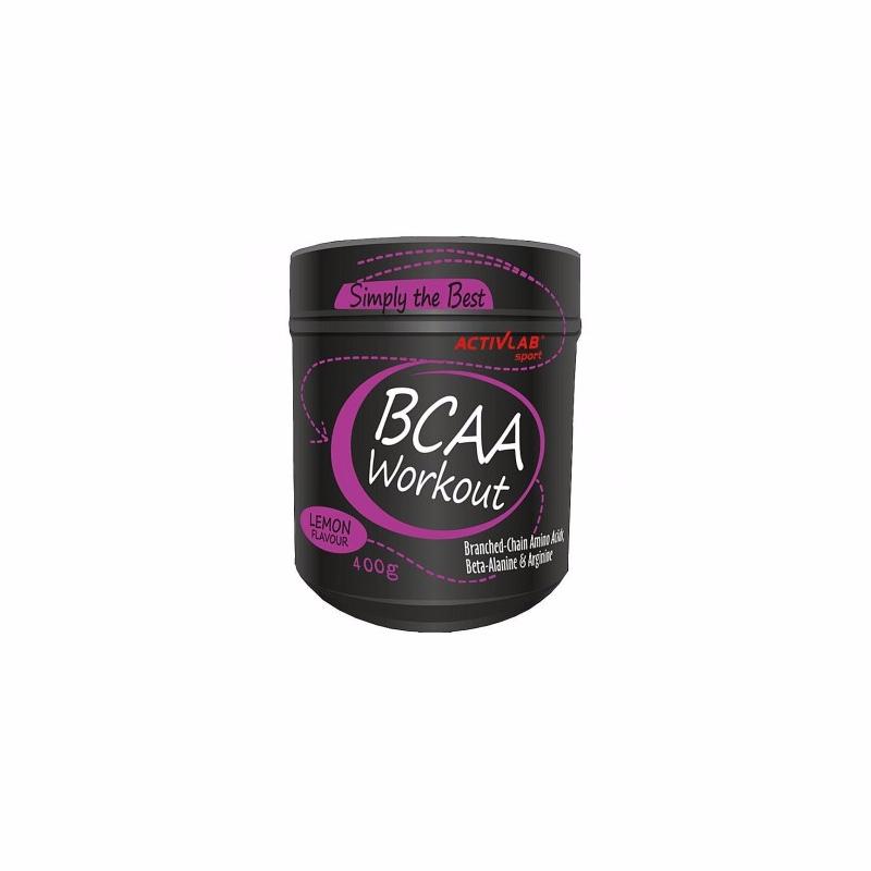 Activlab BCAA Workout 400 g, Активлаб БЦА Воркаут 400 грамм