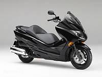 Скутер Honda Forza Чёрная