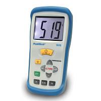 Цифровой термометр, двухканальный