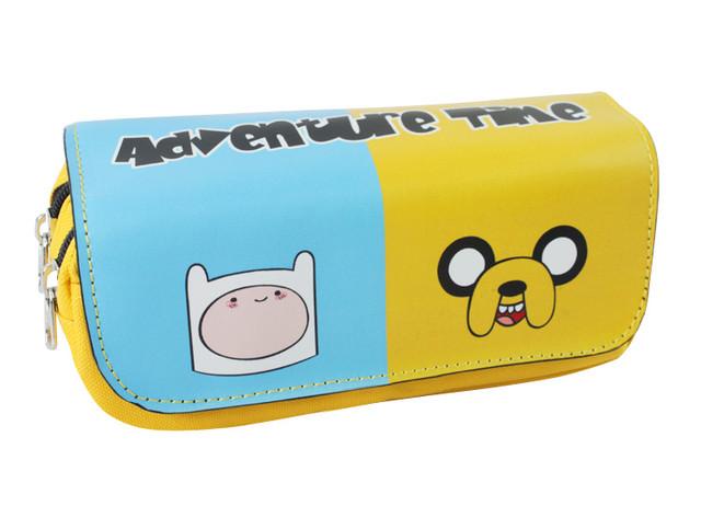 Пенал органайзер Джейк и Финн Время приключений Adventure Time