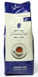 Кофе в зернах Goriziana Caffè Aroma Piu Selezione BLU 500г