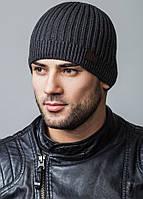 Вязаная шапка Markus мужская