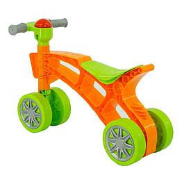 Ролоцикл ТехноК 3824 оранжевый