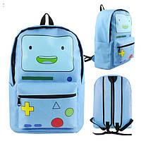 Рюкзак БиМО BMO Время приключений Adventure Time