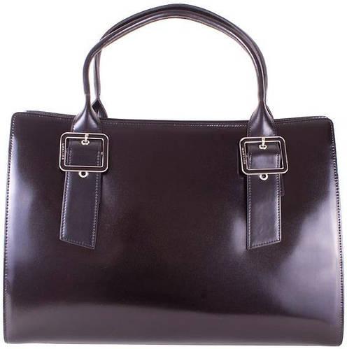 Кожаная строгая деловая сумка WANLIMA, арт. W50027280067