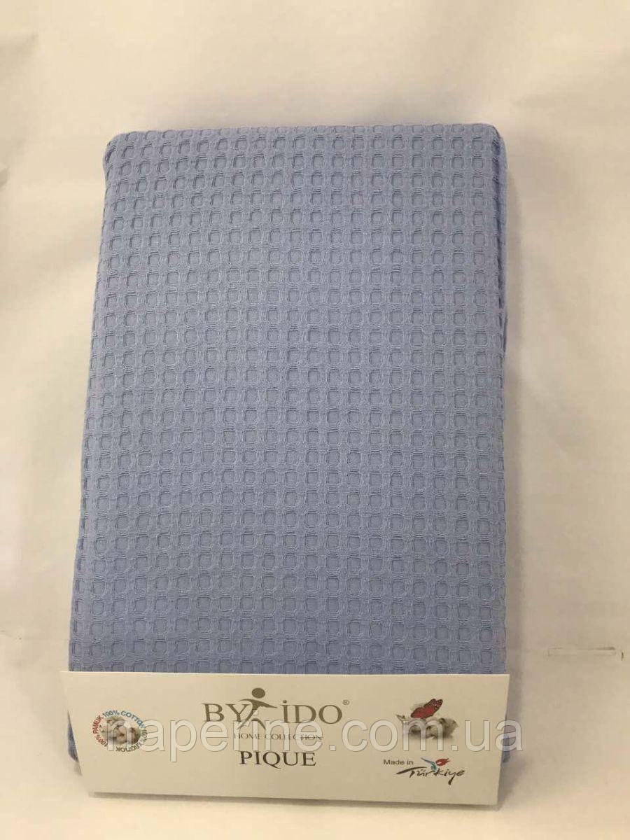 Летняя вафельная простынь By IDO, евро 200х240