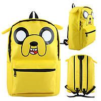 Рюкзак Джейк JAKE Время приключений Adventure Time