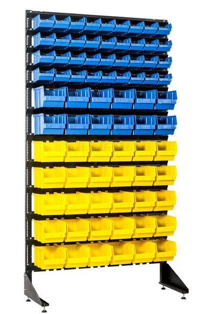 купить стеллажи для пластиковых ящиков ровно