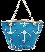 Женские тканевые пляжные сумки