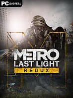 Metro Last Light Redux (PC) Лицензия, фото 1