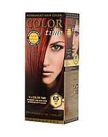 Color Time №65 Огнено красный