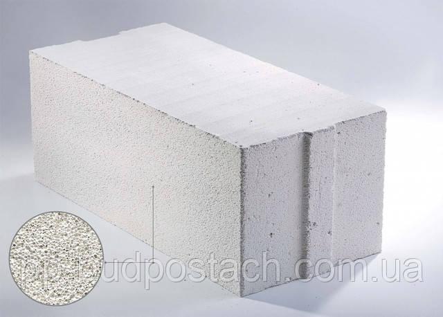 Переваги газобетонних блоків