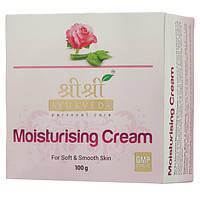 Увлажняющий крем роза / Sri Sri Ayurveda Moisturising Cream /100 g