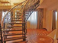 Кованные лестницы, металлические перила, пороги в Херсоне