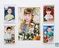 Фотомагниты на холодильник - винил, акрил Днепропетровск