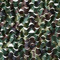 Сеть маскировочная Shelter Camo 1,5 х 6 м ПВХ