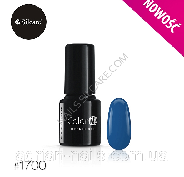 Гель-лак Color it Premium № 1700