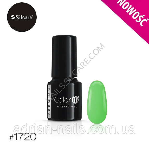 Гель-лак Color it Premium № 1720