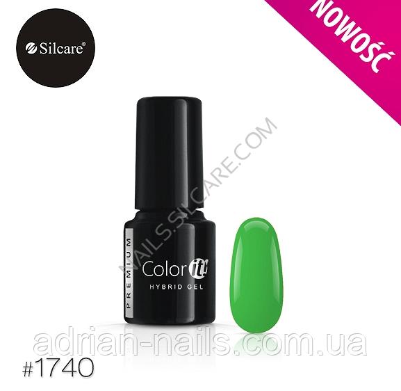 Гель-лак Color it Premium № 1740