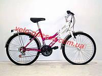 Дорожный городской велосипед Mustang 24 дюйма 162