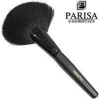 Parisa Кисть для макияжа № P00 (веерная, большая)
