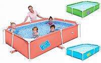 Детский каркасный бассейн Bestway 56219 (221 х 150 х 43 см.)
