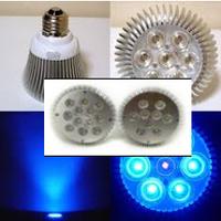 Лампа ультрафиолетовая LEDUV 12*3W E27
