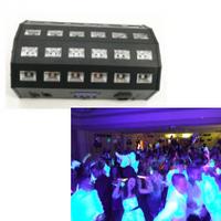 Ультрофиолетовый светодиодный прожектор LEDUV DMX24*3W